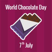 World Chocolate Day - 7 July