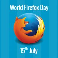 World Firefox Day - 15 July