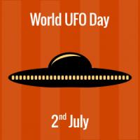 World UFO Day - 2 July