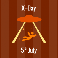 X-Day - celebrated on 5 July
